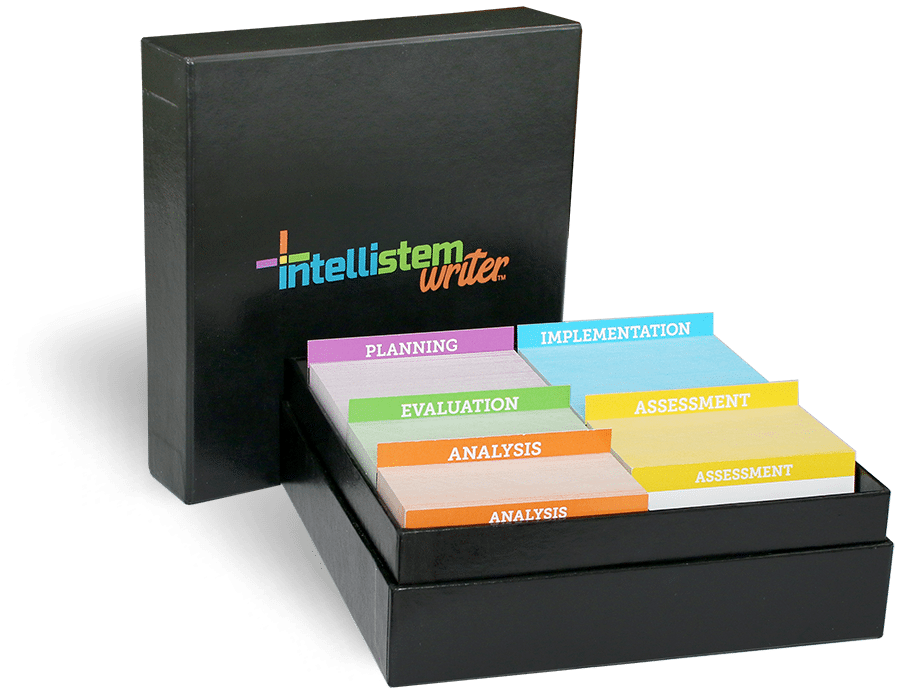 Intellistem Writer Box