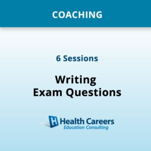 Individual Coaching - Exam Writing - 6 sessions